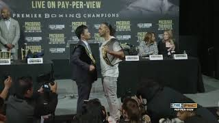 Manny Pacquiao vs. Keith Thurman LIVE official NYC Press Conference