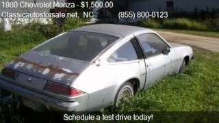 1980 Chevrolet Monza  - for sale in RALEIGH, NC 27603 #VNclassics
