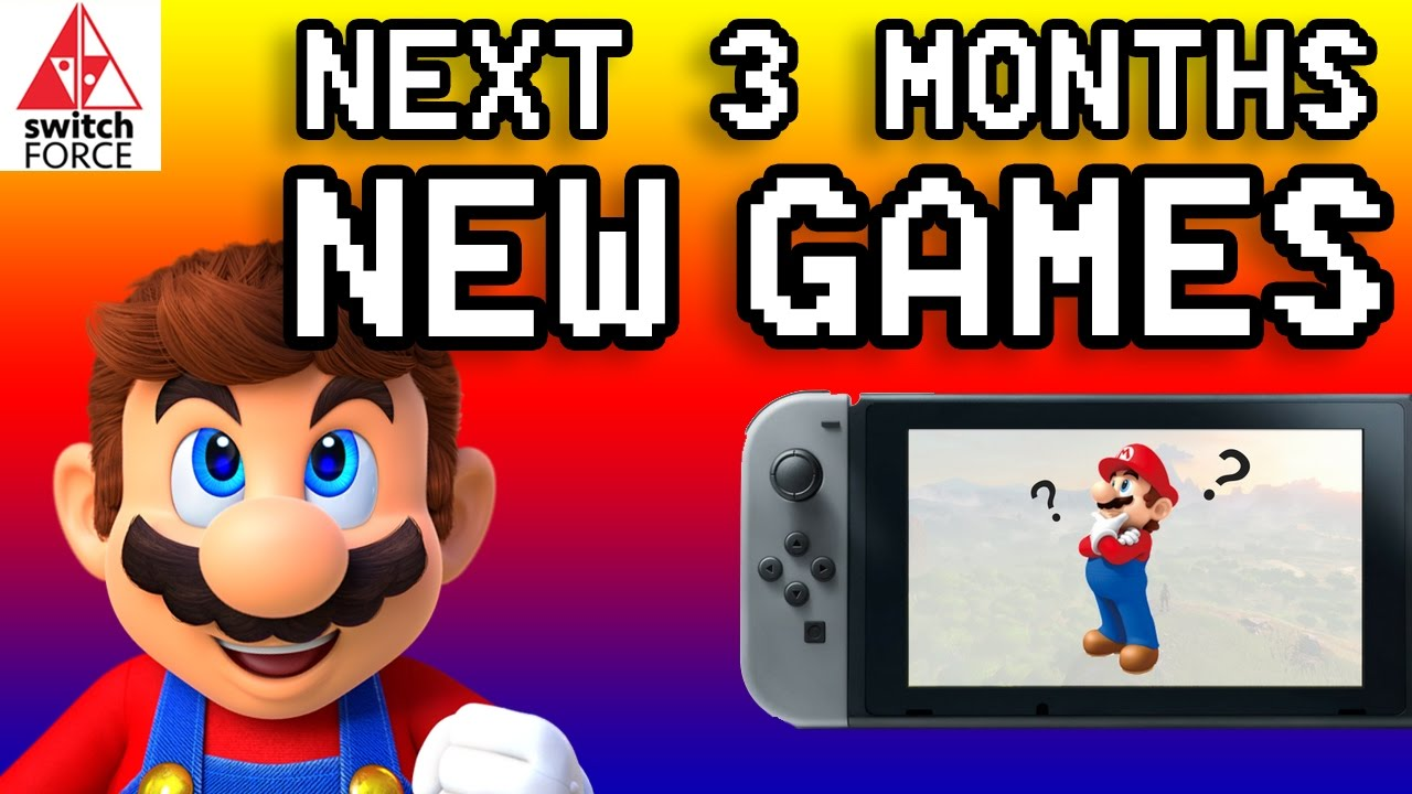 Best Upcoming Switch Games That Are Coming Soon Youtube