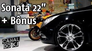 """Sonata 22"""" + Bônus"""