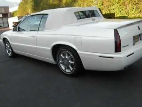 2000 Cadillac Eldorado Convertible Coach Builder Limited U1201 Walk