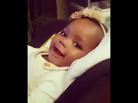 Sphe & Mazwi's daughter playing in real life! so cute! Generations The Legacy