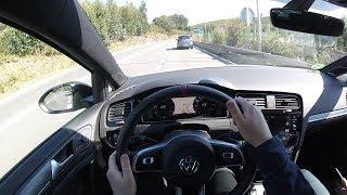 Volkswagen Golf GTI TCR (2019) POV Test Drive