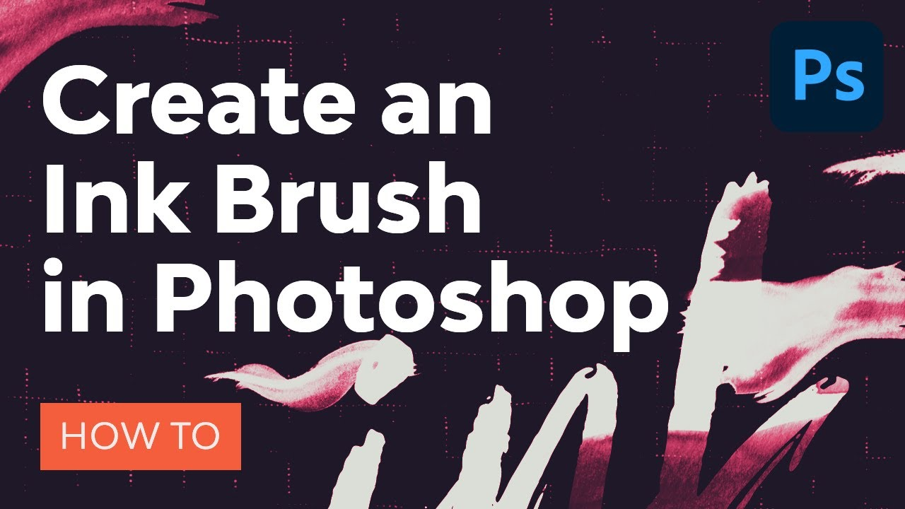 How to Create an Ink Brush in Photoshop
