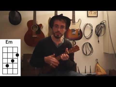Chupee (Cocoon) - Cours de ukulele