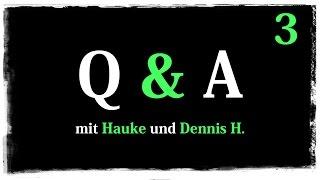 Q&A mit Dennis H. und Hauke | #1 | Part 3 | 03.06.2015