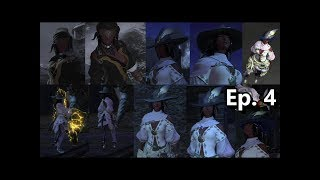FINAL FANTASY XIV Online | Bard : Trials 2nd try