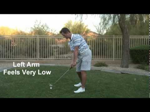 Left Arm Motion – Golf Swing Tips For Improved Consistency