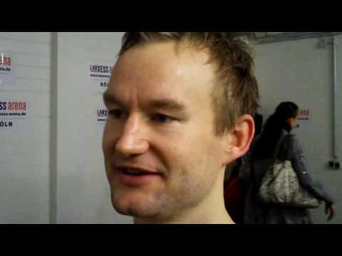 Haimspiel.de: Mats Trygg (Kölner Haie) im Kurz-Interview