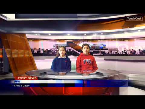 Palm Valley School Student Newscast: 10-4-19