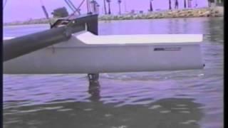 Repeat youtube video Ultimate Sailing Machine Slatts 22'