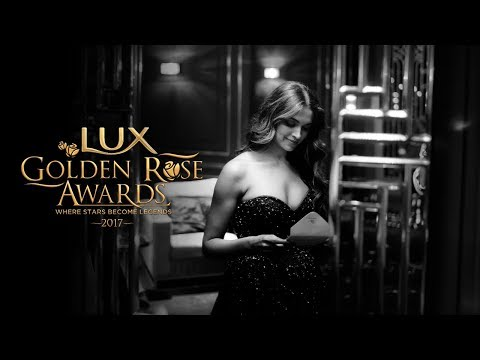 Deepika Padukone - Lux Golden Rose Awards 2017
