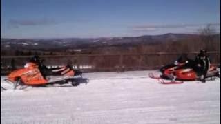 NH Snowmobiling 2009