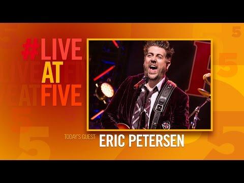 Broadway.com #LiveatFive with Eric Petersen of SCHOOL OF ROCK