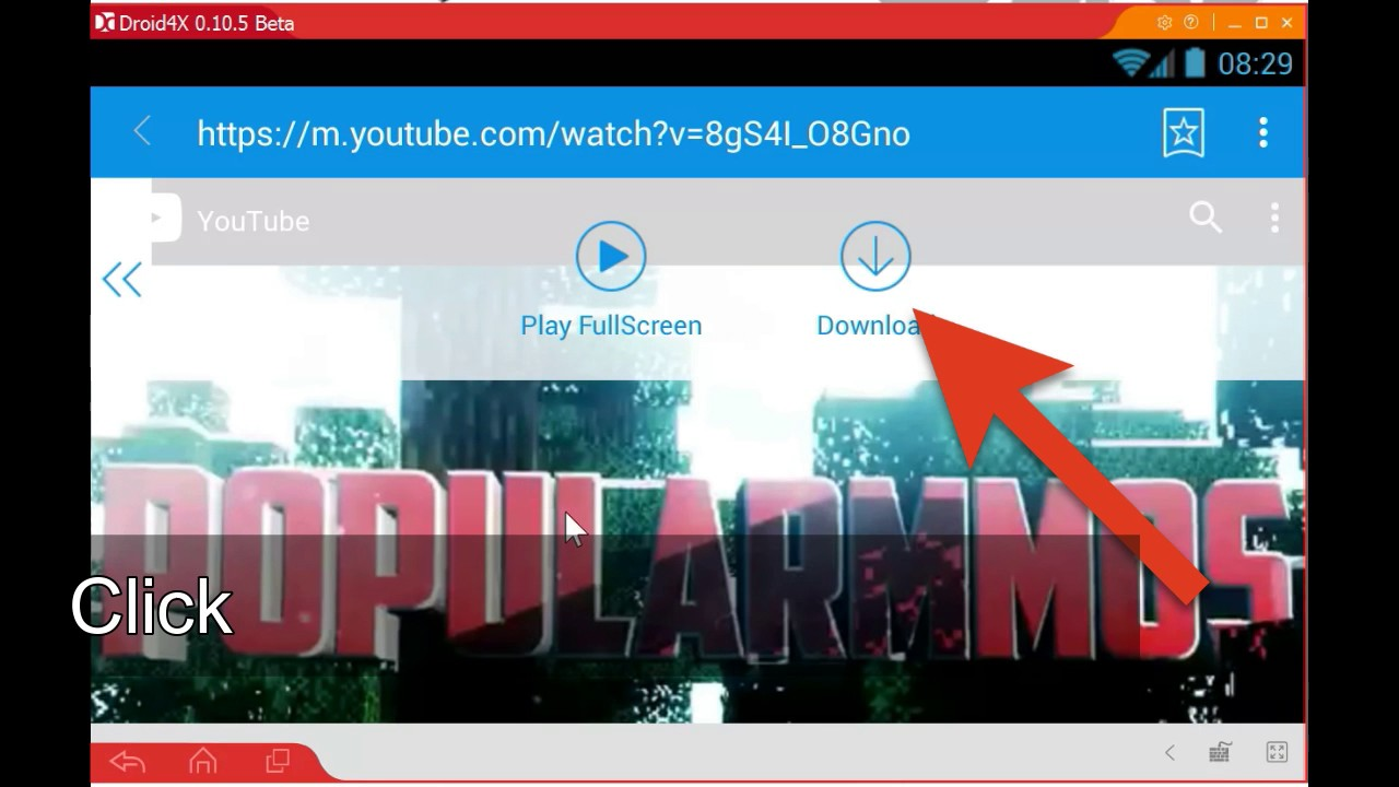 How to download Youtube videos and watch them offline without Youtube Red!