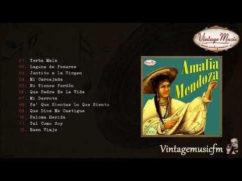 Amalia Mendoza. Colección Mexico #6 (Full Album/Álbum Completo)