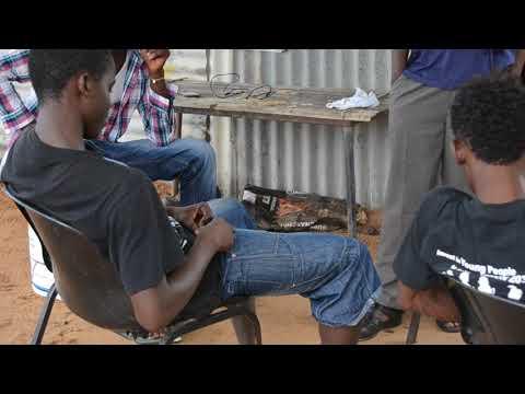 One Million Namibian Dollar In The Pocket