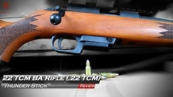 22 TCM BA Rifle by Rock Island Full Review