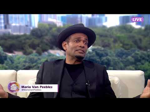 Mario Van Peebles | November 15th | Sister Circle TV