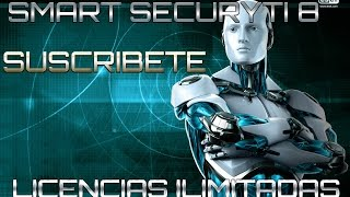 Descargar Eset Smart Security 8 2015 licencias ilimitadas | Windows 10, 8.1, 8, 7