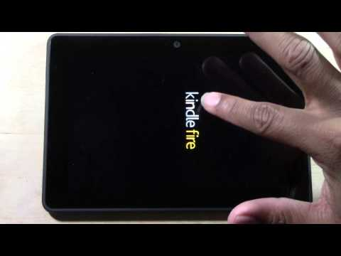 Amazon Kindle Fire HDX Hard Reset Videos - Waoweo