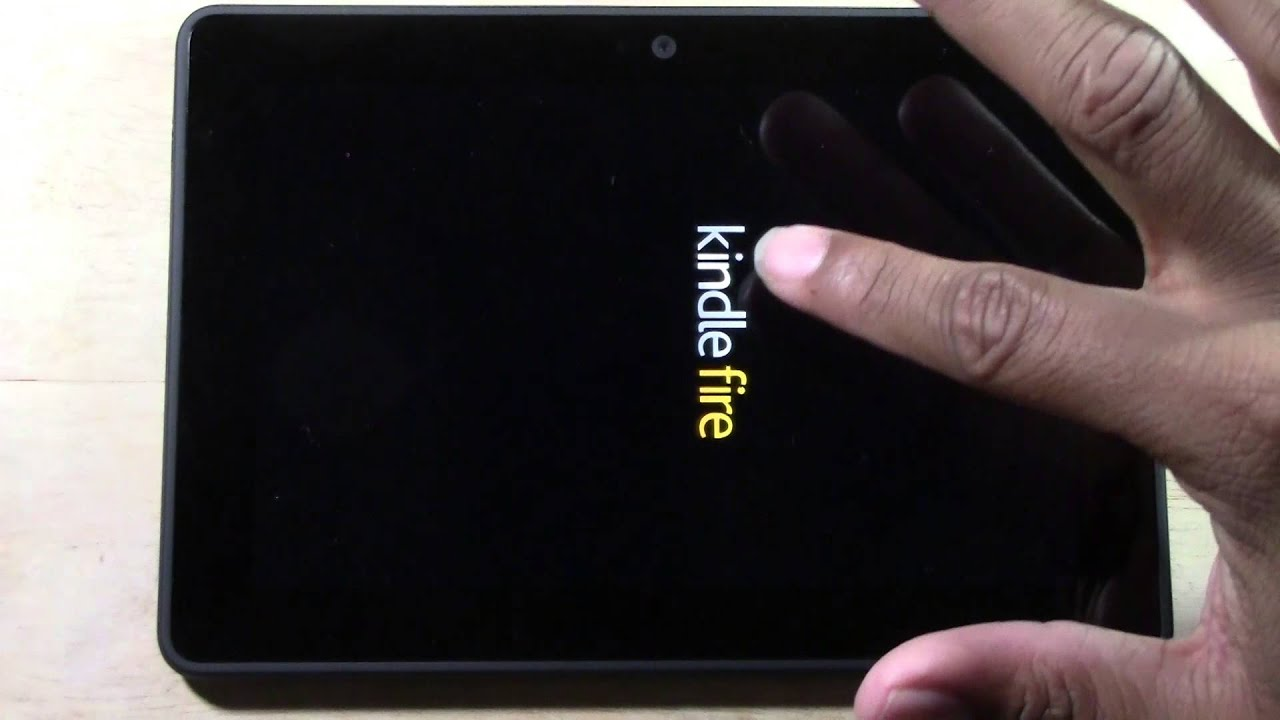 kindle fire hdx how to reset back to factory settings youtube rh youtube com  kindle fire manual restart