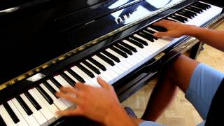 shontelle james arthur impossible piano cover