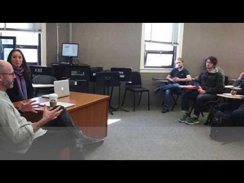 UNT Musical Entrepreneur Promo Video