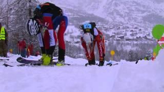 Campeonatos del Mundo de Esquí de Montaña, Sprint