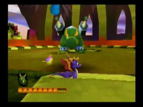 Let's 100% Spyro 2: Ripto's Rage -28- Perfect Gulp