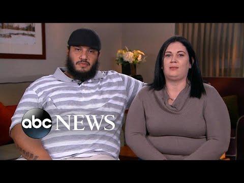 Couple tells of