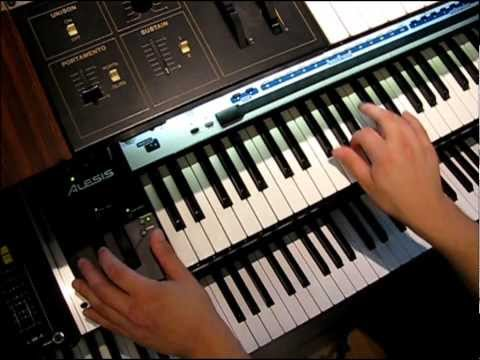 """Valerie (Steve Winwood) synth solo, """"the Pitch Bend Masterclass"""""""