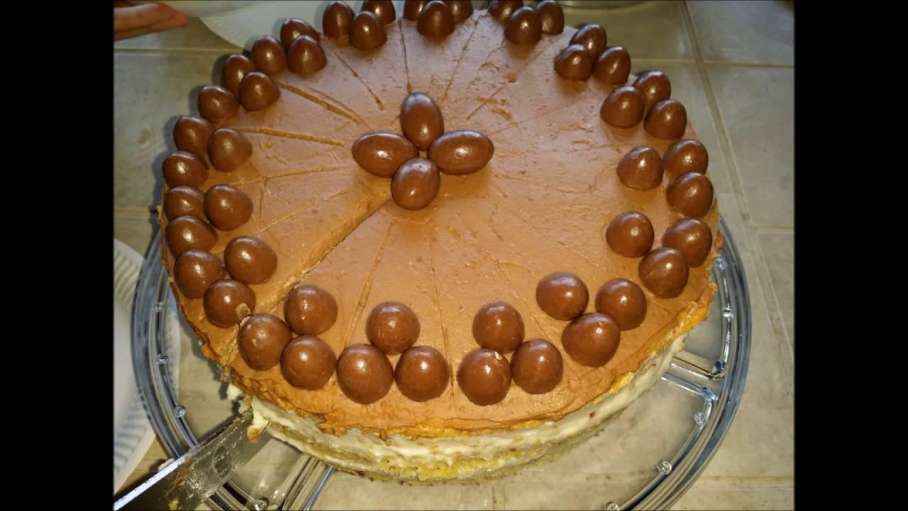Giotto-Haselnuss-Torte – Fındıklı Yaş Pasta Tarifi