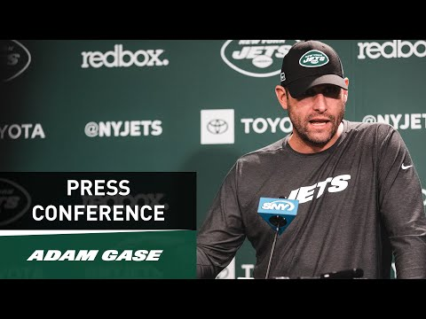 Adam Gase Press Conference (9/4) | New York Jets | NFL