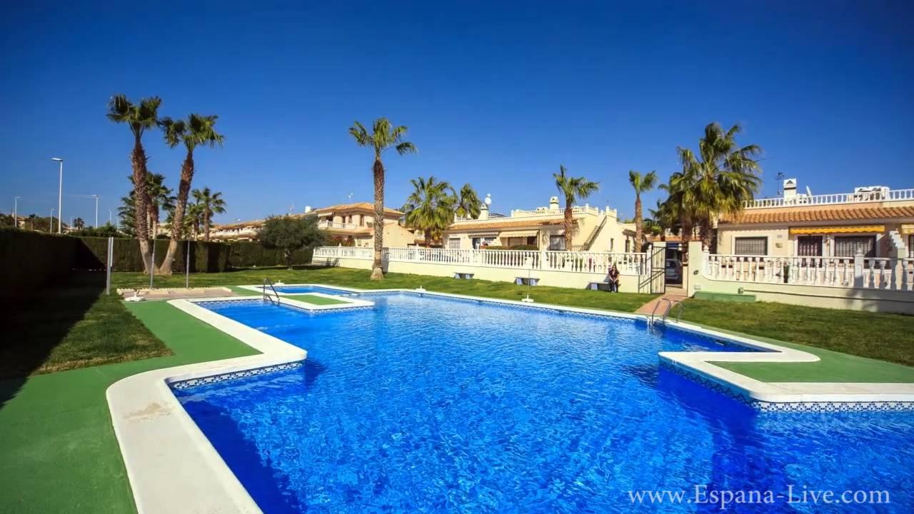 Испания снять домик у моря