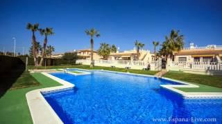 Купить дом в Испании на берегу моря вилла с мебелью