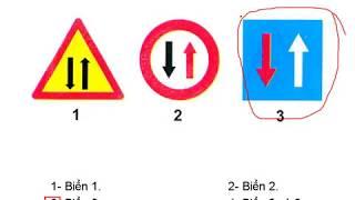 450 câu lý thuyết học lái xe ô tô bằng b2 - P6| Biển báo Sa Hình p1 - hướng dẫn giải CÂU  256 - 300