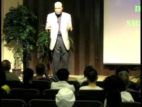 Thomas Jackson - Upper Room Campmeeting 2010 - 01 - Medical Missionary Work Part 1