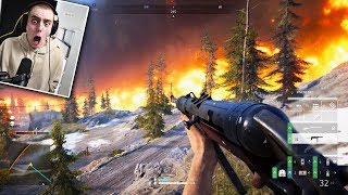 DE ULTIEME BATTLE ROYALE GAME! (Battlefield V : Firestorm) thumbnail