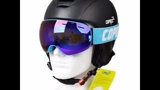 Обзор сноубордической маски  Copozz  с AliExpress