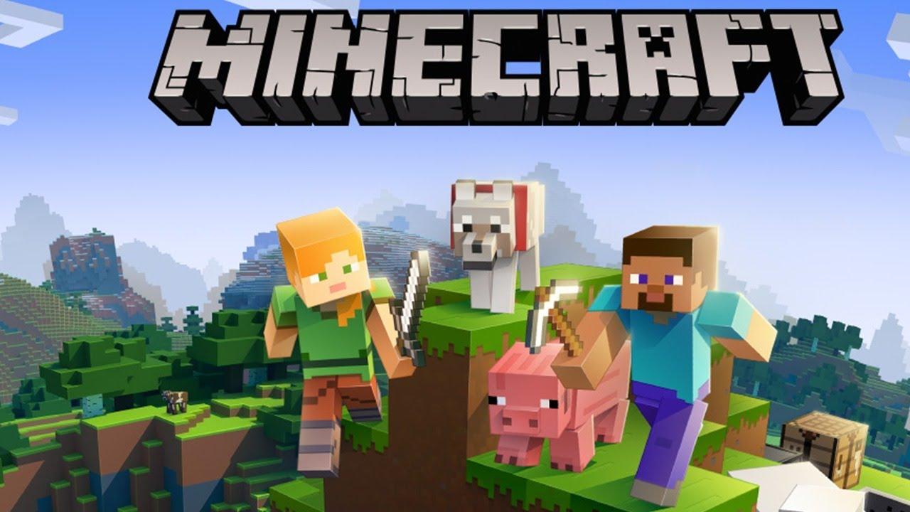 Minecraft Live Stream - Hello from Siberia