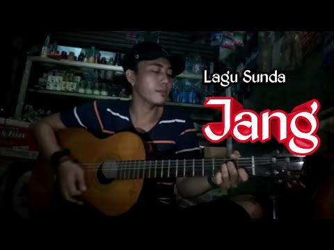 """Aldo Ngamen Bawain Lagu Sunda """"Jang"""""""