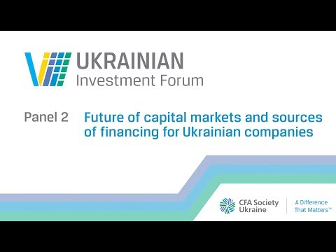 Future of Capital Markets Panel