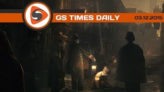 GS Times [DAILY]. VampYr, This War of Mine, «Гремлины»