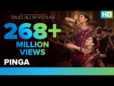 Pinga Full  Song  Bajirao Mastani