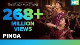 Pinga (Full Video Song) | Bajirao Mastani