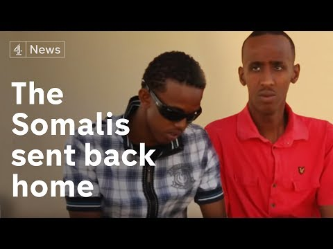 Somali returnees adjust to their new home
