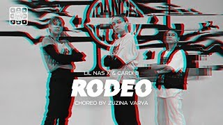 Rodeo - Lil Nas X & Cardi B | DANCE-COOL | Choreo by Zuzina Varya