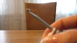 Základy háčkování - Napojování příze