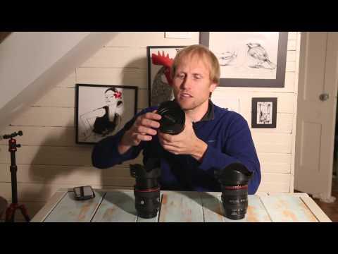 Canon 24 - 70 f/4 IS vs Canon 24-105 f/4 IS vs Canon 24-70 f/2.8 II - Part I